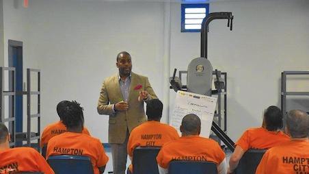 Spotlight > New Hampton Jail Uses InsideOut Dad® Program, Prepares Fathers for Release