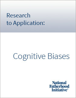 research-to-application-cognitive-biases