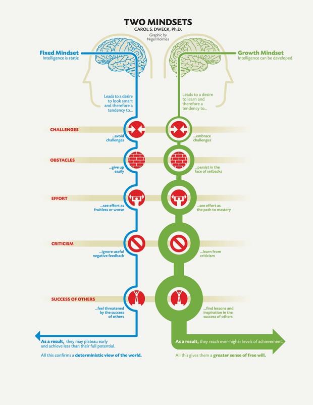 two-mindsets